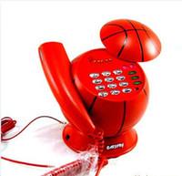 Wholesale New hot Ultra personalized basketball telephone