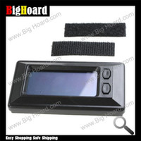 Wholesale Auto Car LCD Digital Dashboard Clock Calendar
