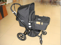 Wholesale hot Sell Bugaboo cameleon stroller baby and kid s all black bugaboo prams donkey