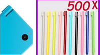Wholesale Touch Stylus Pen For DSI NDS Console System mix color do drop shipping