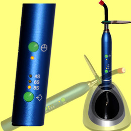 Wholesale HOT SALES Dental W Wireless Cordless LED Curing Light Lamp mw