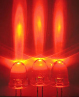 500 x 5mm round Red LED superbright bulb lamp light