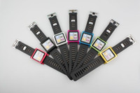 Wholesale For ipod Nano Aluminum LunaTik Watch Kits Band Wrist Strap Tiktok Lunatik