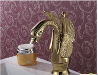 Wholesale All copper Bathroom Angel Faucet The Kiss of Angle