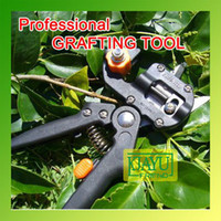 Wholesale Garden Tool Professional Fruit Vegetable and Flower Grafting Tool with Blade