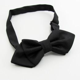 black tie men's bowties solid color men's bow ties tie knots men's ties cravat neck tie