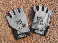 Wholesale Fishing gloves prevent grind