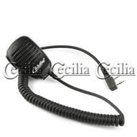 Wholesale Walkie Talkie Two Way Radio Speaker Microphone SS103235