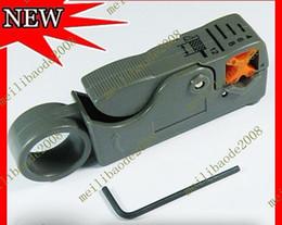 E26 Ротари коаксиальный для зачистки коаксиального кабеля Кабельный резак инструмент RG- 58 RG - 59/62 RG6