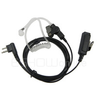 Wholesale Lowest price Walkie talkie Earpiece Headset for Motorola GP88 CT150 P040 PRO1150 SP10 C0047A