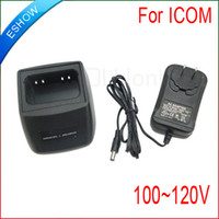 Wholesale Battery Charger for ICOM Radio IC V85 F50 V V V M M J0129A