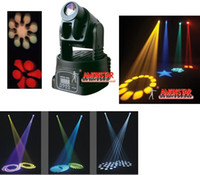 Wholesale Ship by DHL W LED Moving head stage light LED RGB Party DJ Disco Light MOVING HEAD