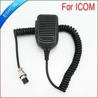 icom - Handheld Speaker Mic for ICOM Radio IC J0133A