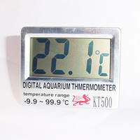 Wholesale Brand New Large LCD Digital Aquarium Thermometer QW394 with tracking