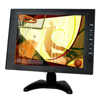Wholesale Freeshipping inches desktop TFT LCD monitor with touchscreen for PC inch Touch VGA monitor