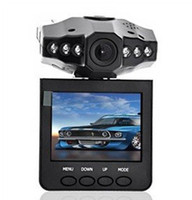 Wholesale Car dvr Car dvr recorder with night vision degree view angle H198