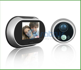 3.5 inch Color LCD Digital Video Door Viewer Peephole Doorbell CCTV Home Security Camera
