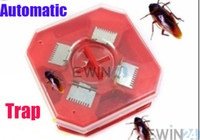 baits motel - Cockroach Catcher Trap Motel Sanitary Reusable Biologic Bait Pest Control Eco Friendly New and high quality