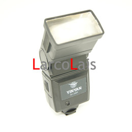 Wholesale Camera Speedlite Flash Video Light BY ZP Universal Hot Shoe Autoflash photographic equipment New