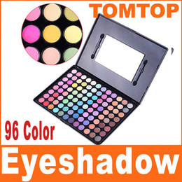Wholesale Ultra Shimmer Color Eyeshadow Palette Eye Shadow Makeup Palette with mirror good choice H4486