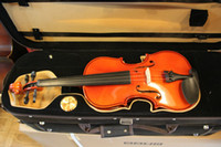 Wholesale Professional Flame top Handmade common Violin HOT