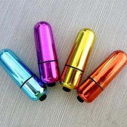 Wholesale 2016 New Vibration Bullet dult Products Mini vibrator Vibrating Bullet Sex masturbation Products Adult Toys