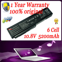 Wholesale Asus N61 A32 N61 A32 M50 X55 G50 X57 V50V M50 M50V Original Cells Laptop Battery Asus N61 A32 N61