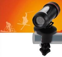 Cámara impermeable Sports HD Mini DV RD31 casco submarino de vídeo digital grabadora de cámara