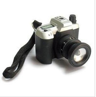 Wholesale Ignition Ideas gifts Camera Torch Lighters