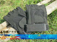 Wholesale Glove S O L A G SPECIAL OPS FINGER LIGHT ASSAULT Blackhawk HellStorm half finger Gloves