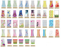 Wholesale DHL Free PVC Folding Flower Vase PVC Vase Foldable Plastic Vase Handreds Designs MIX Fish Tank