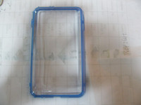 Wholesale TPU Plastic Bumper Frame Case Protector Clear Line for Note N7000 I9220 Accessories