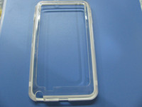 Wholesale TPU Plastic Bumper Frame Case Protector High Quality for Note N7000 I9220 Accessories