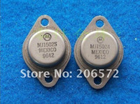 Wholesale MJ15025 TO triode transistor audion good quality and ROHS