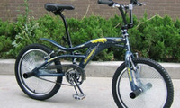 Wholesale New special offer manufacturers selling inches high export performance car BMX climb bike fancy c