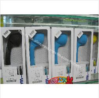 Wholesale 100pcs MIC mm Retro POP Phone Telephone Handset for iPhone iPad mobile phone more color availa