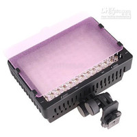 LED Lighting Canon Sony CN-126 LED Video Light for Camera DV Camcorder Lighting 5400K for D609