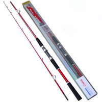 Wholesale New Brang Carbon Fiber Telescopic Protable M Section Pole Fishing Boat Rod Pole