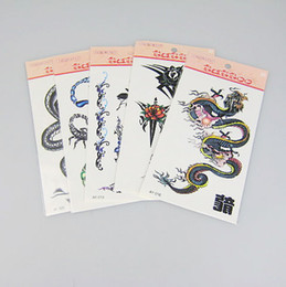 Wholesale 50pcs Temporary Tattoos Tattoo Stickers For Body Art Painting Waterproof Mix Designs Order A1