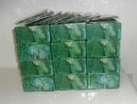 Wholesale 12PCS Green With Original Rolex Watch Box Papers Card Wallet Boxes amp Cases Luxury Watches