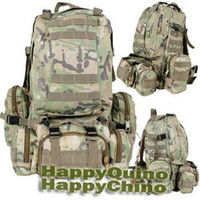 Wholesale COOL Camping Team MOLLE L Tactical Backpack Camping Backpack Miltary All in One Backpack