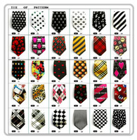 Wholesale children ties Child necktie Boys Girls Ties Baby scarf neckwear neckcloth tie