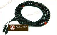 Wholesale K Tibetan Buddhist stone needle mala prayer beads bracelet wrist beads necklace Buddha beads