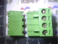 Wholesale A set of Plug and socket P mm curved needle connectors wiring terminals binding post