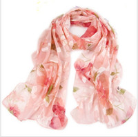 Wholesale 2012 new autumn and winter shawl long scarf authentic silk scarf Ms Korean scarf