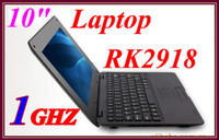 Wholesale DHL Android Laptop quot netbook RK2918 GHZ EPC MB mini laptop notebook RW L01