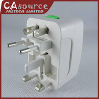 Wholesale 5PCS Generic Universal World Wide Travel Power Charger Adapter Plug AU UK US EU China