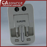 Wholesale 20PCS Generic Universal World Wide Travel Power Charger Adapter Plug AU UK US EU China