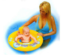 Wholesale Summer Swimming Swim Water Fun Kid Float Baby Seat Floats included Pump