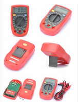 Wholesale NEWEST UT33B Palm Size Digital Multimeter with quot LCD x V F22